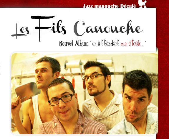 Concert le 16 décembre 2011 à La Grange Sacé 53470
