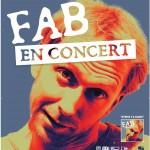 FAB flyer concert